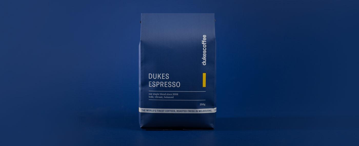 Dukes Espresso Blend