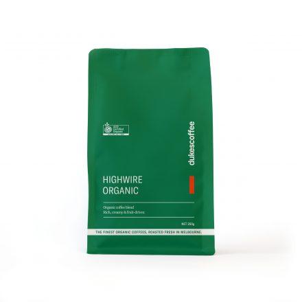 Organic Coffee Beans Blend