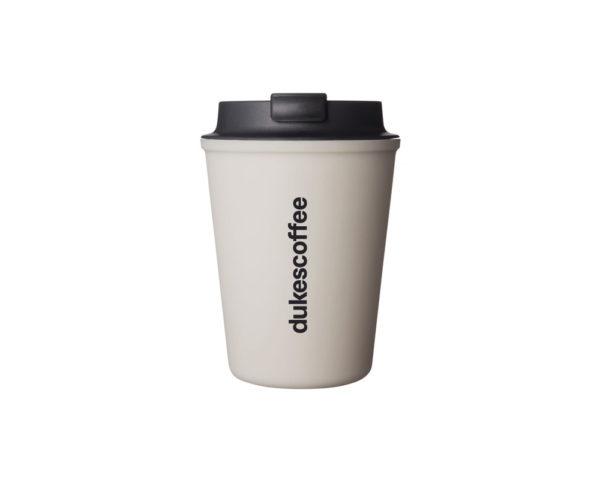 Dukes-Takeaway-Cup-Beige-Logo