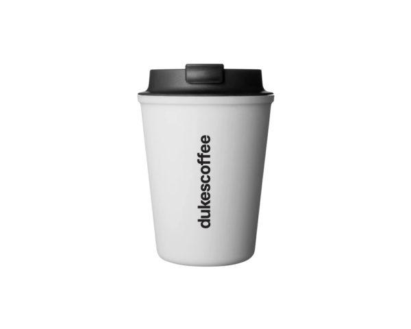 Dukes-Takeaway-Cup-White-Logotype
