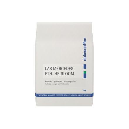 Guatemala Las Mercedes Espresso Coffee