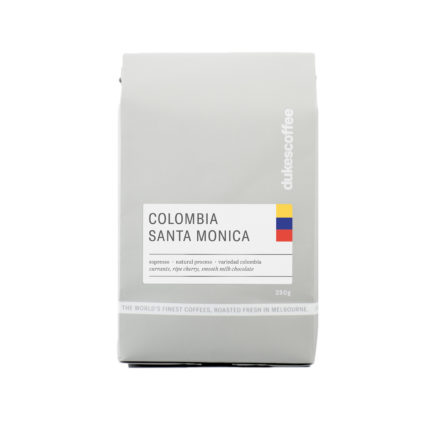 Colombia Santa Monica Espresso Coffee