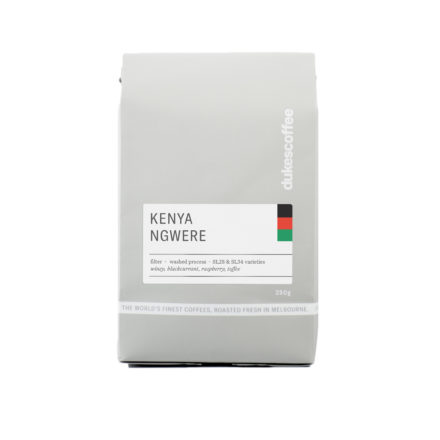 Kenya Ngwere Filter Coffee