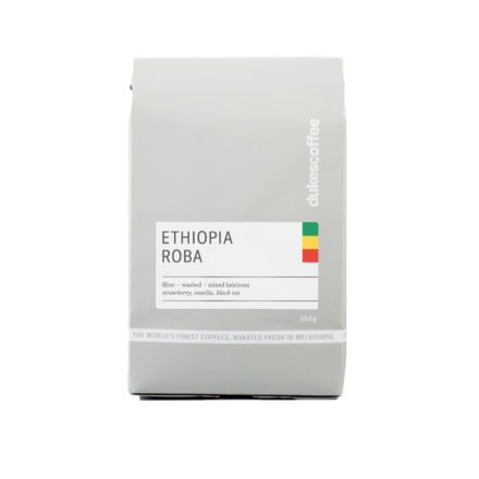 Ethiopia Roba Filter Coffee