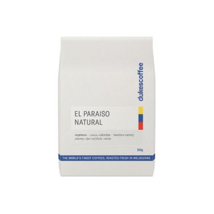 Colombia El Paraiso Natural Espresso
