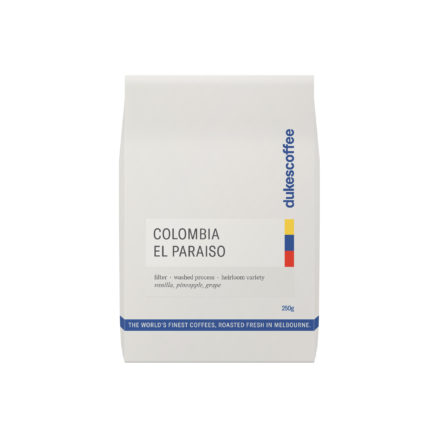 Colombia El Paraiso Washed Filter Coffee