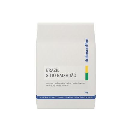 Brazil Sitio Baixadao Espresso Coffee