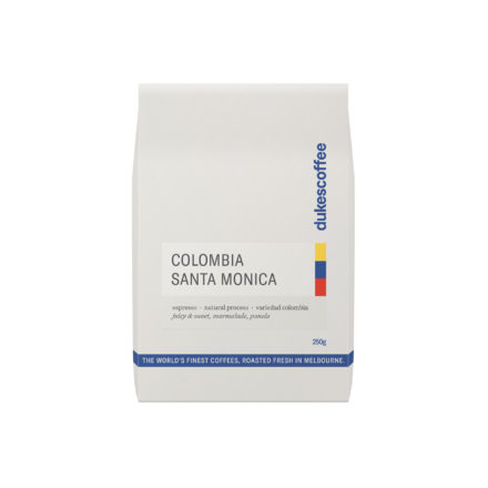 Colombia Santa Monica Specialty Coffee Espresso