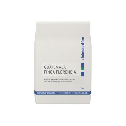 Dukes Coffee Guatemala Organic Espresso