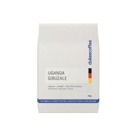 Dukes Coffee Uganda Espresso Coffee
