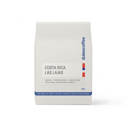 Costa Rica Organic Specialty Coffee
